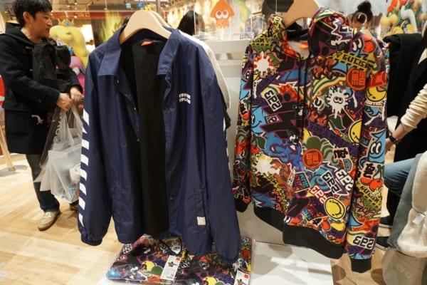 Clothes Splatoon