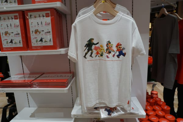 Nintendo T-shirt