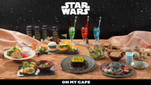 STAR WARS Theme Cafe in Japan