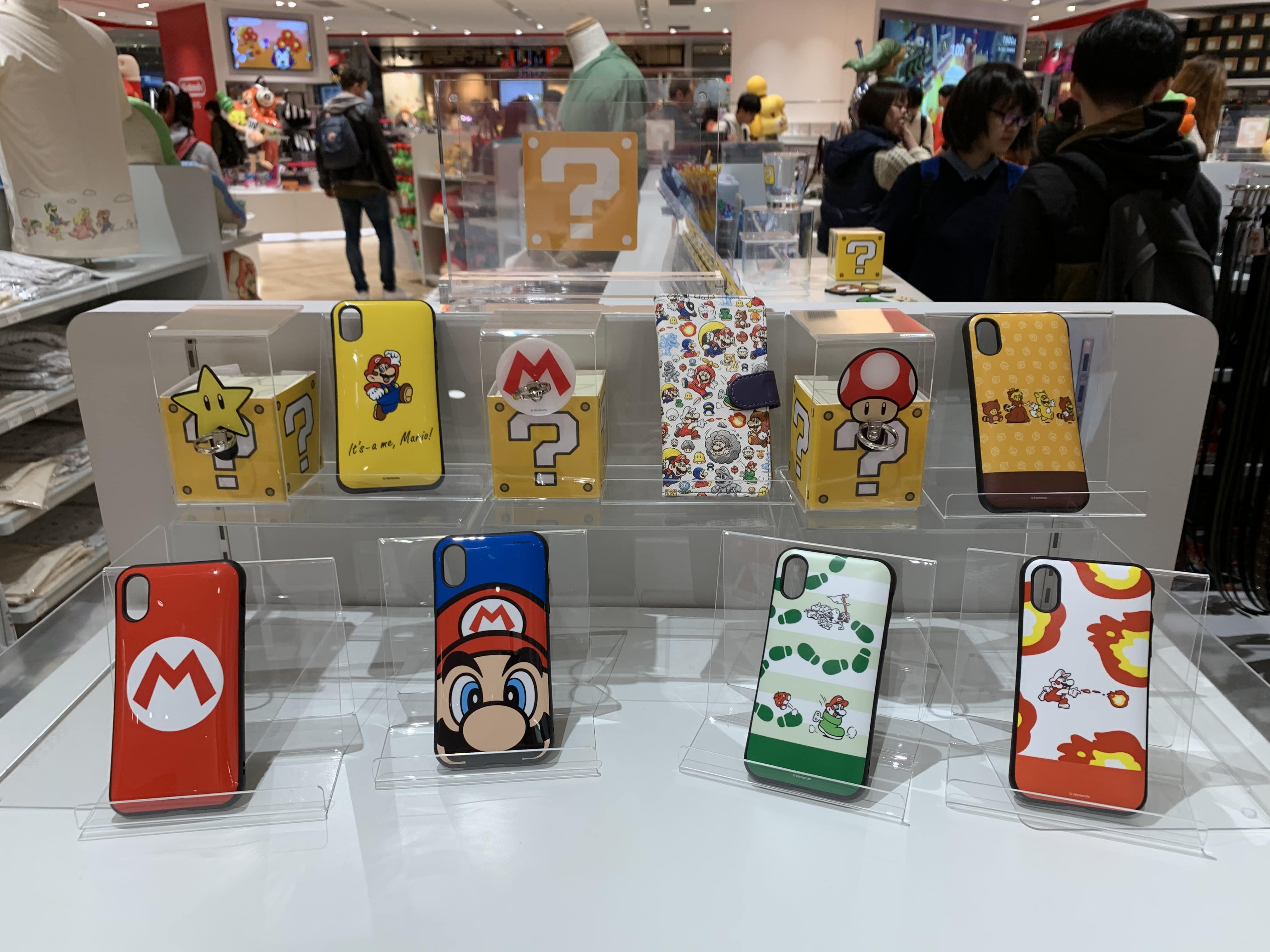 Smarthphone case Mario