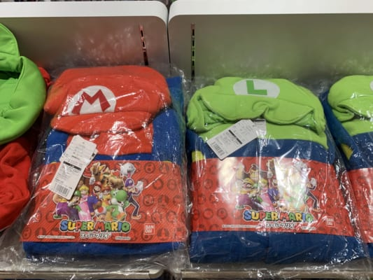Nintendo Kigurumi