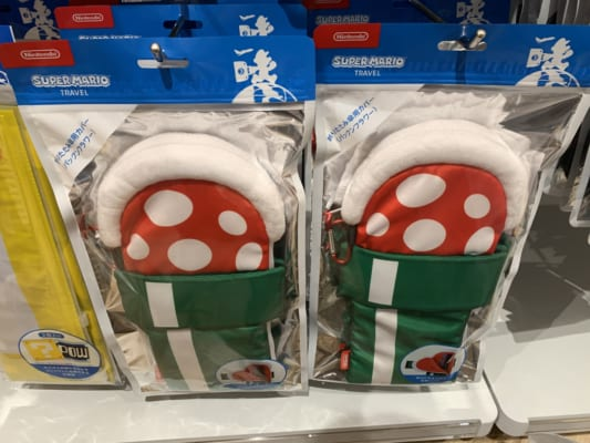 Mario travel gadget