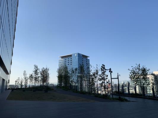 Shibuya Parco rooftop