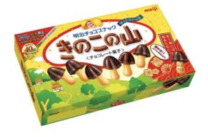 Meiji Kinoko no Yama