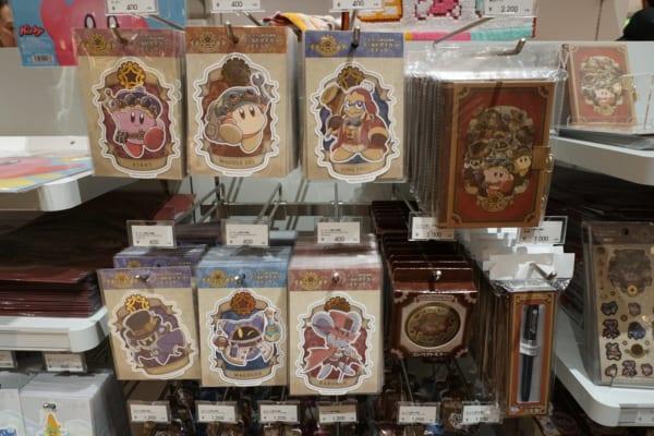 Stickers Kirby