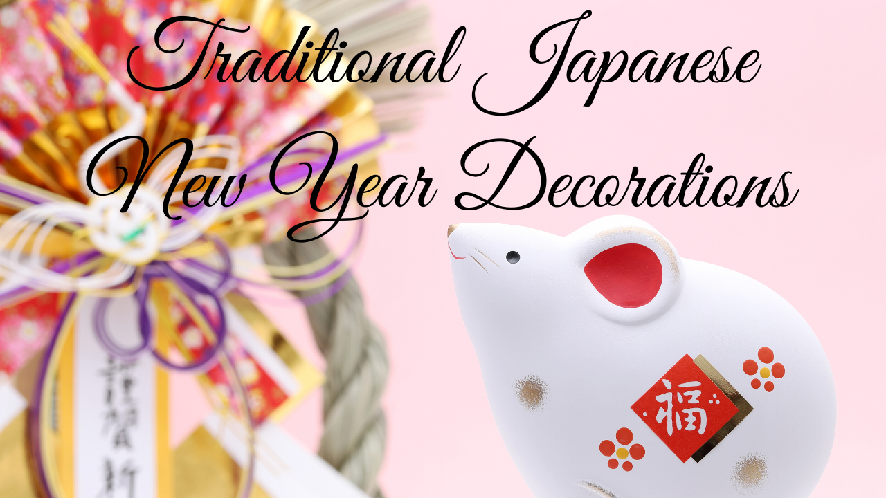 Traditional Japanese New Year Decorations