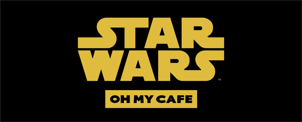 STAR WARS Theme Cafe in Japan2020