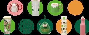 Starbucks Japan New Year Tumblers andMugs