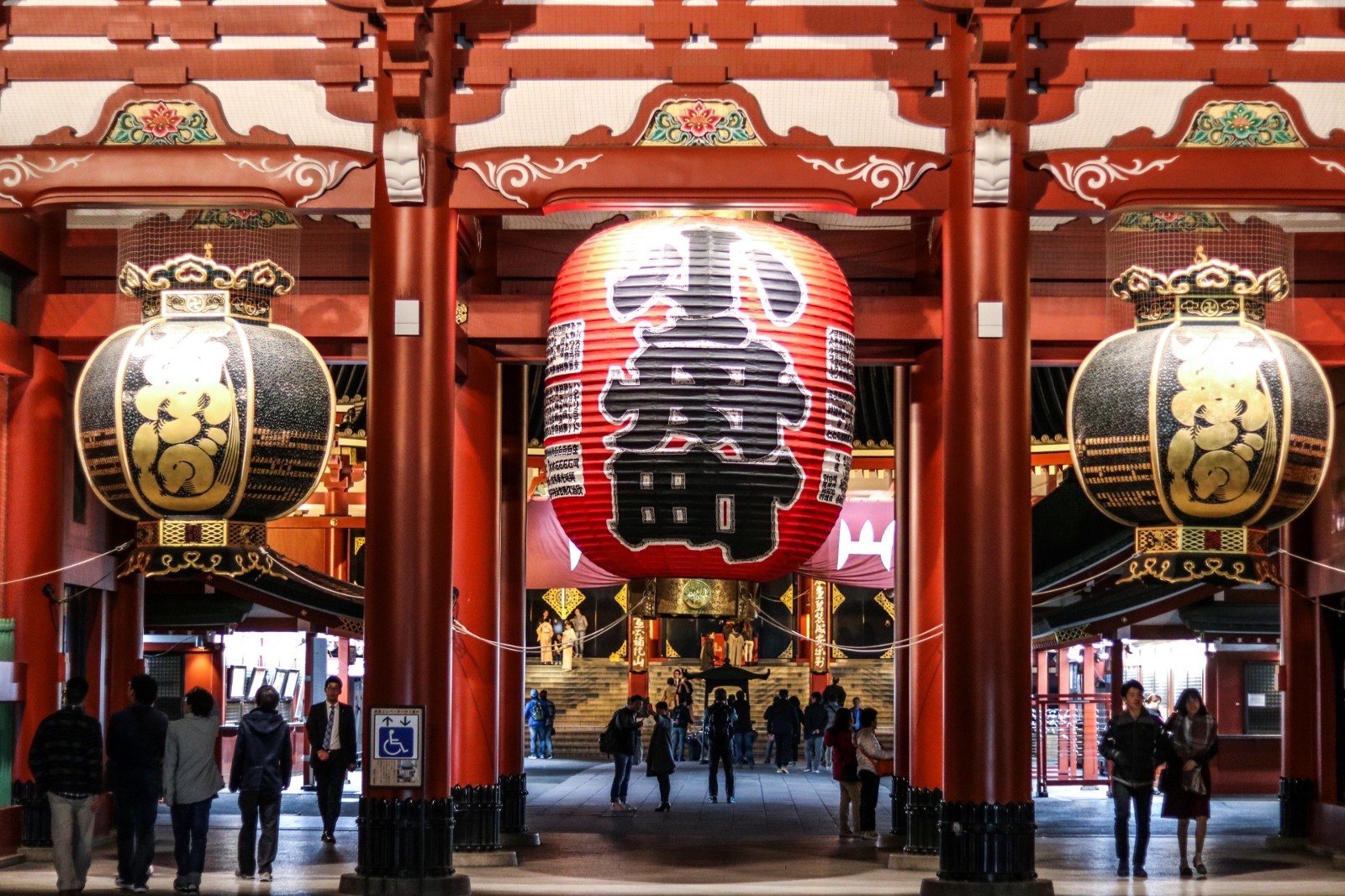Tokyo 1–Day Highlights Private Walking Tour