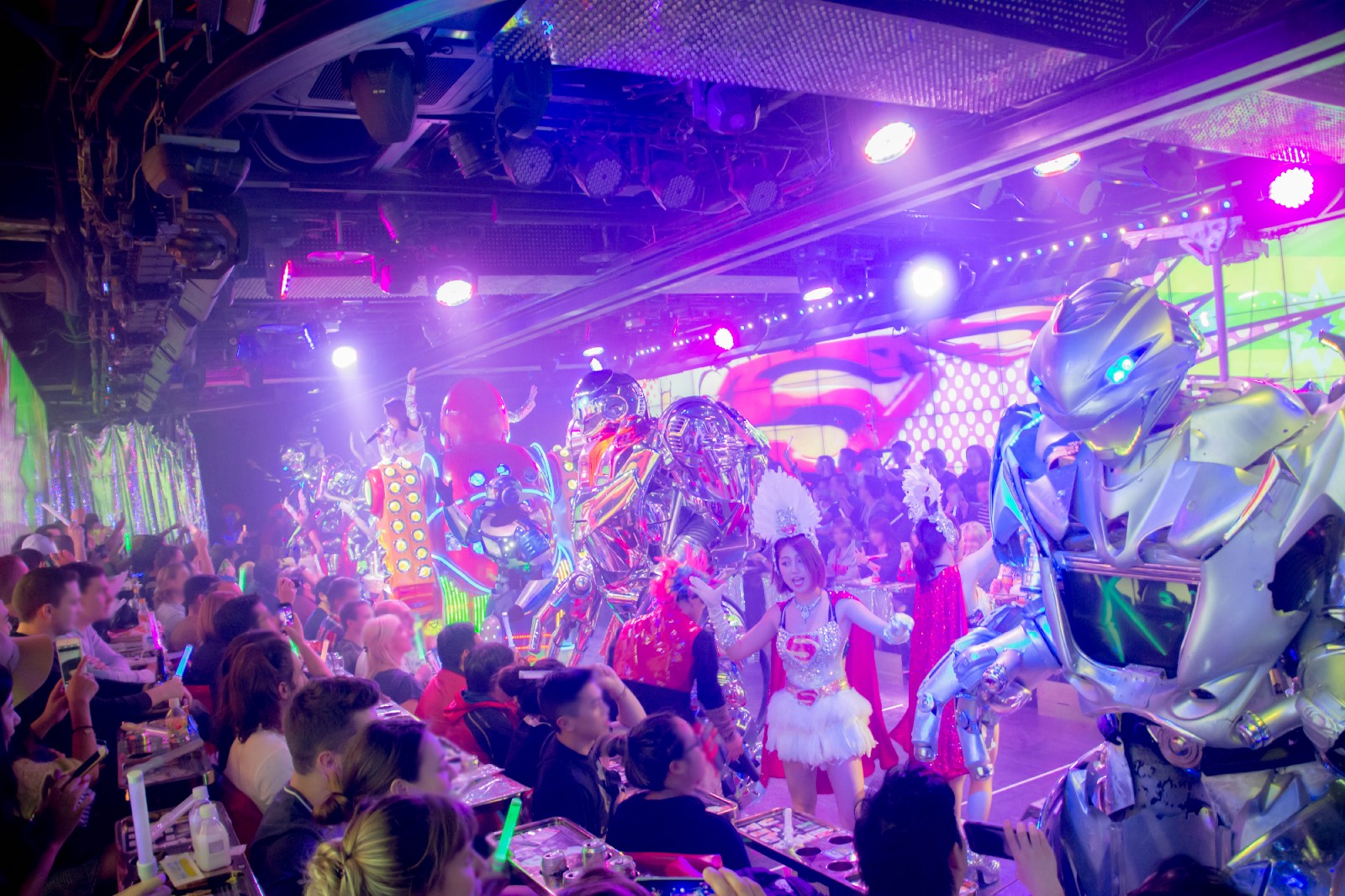 38% OFF Robot Restaurant Shinjuku Tokyo E-Tickets