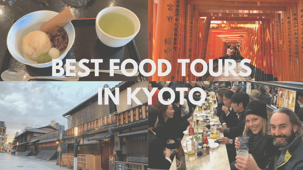 Best Food Tours in Kyoto 2020