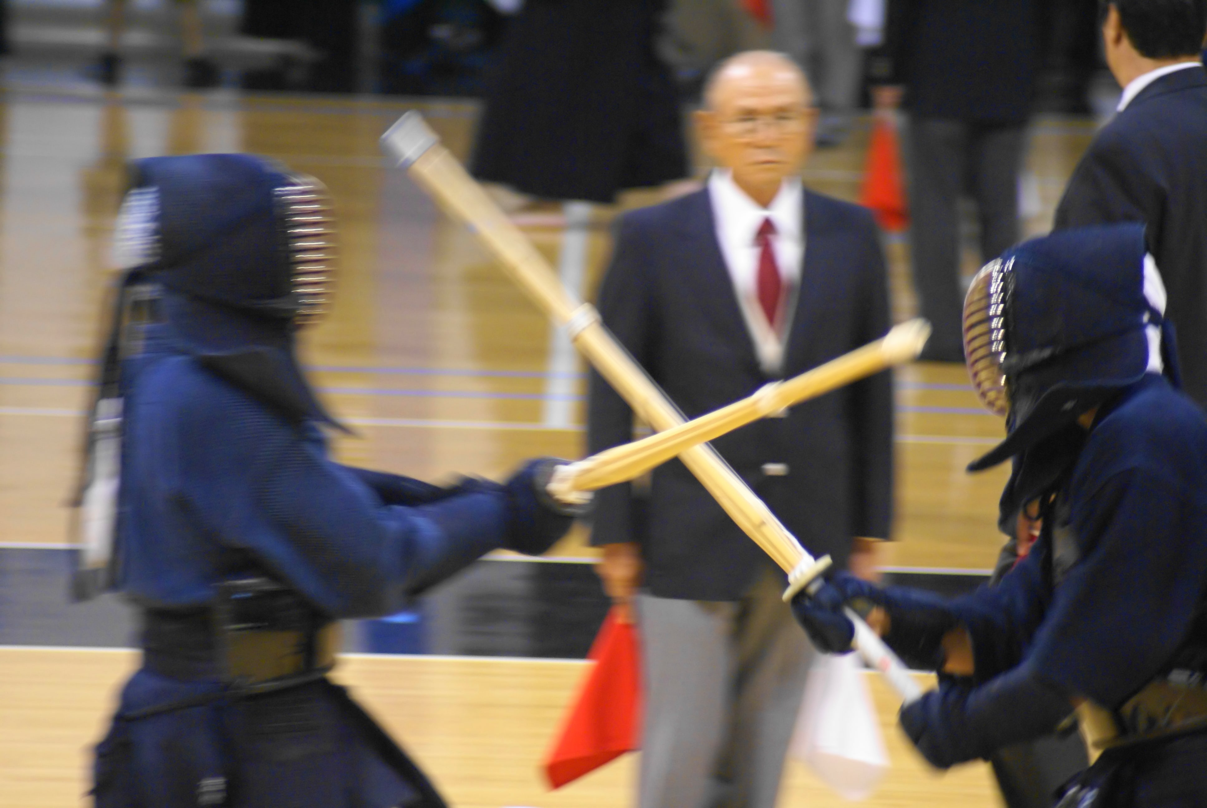 Japanese Kendo tournament