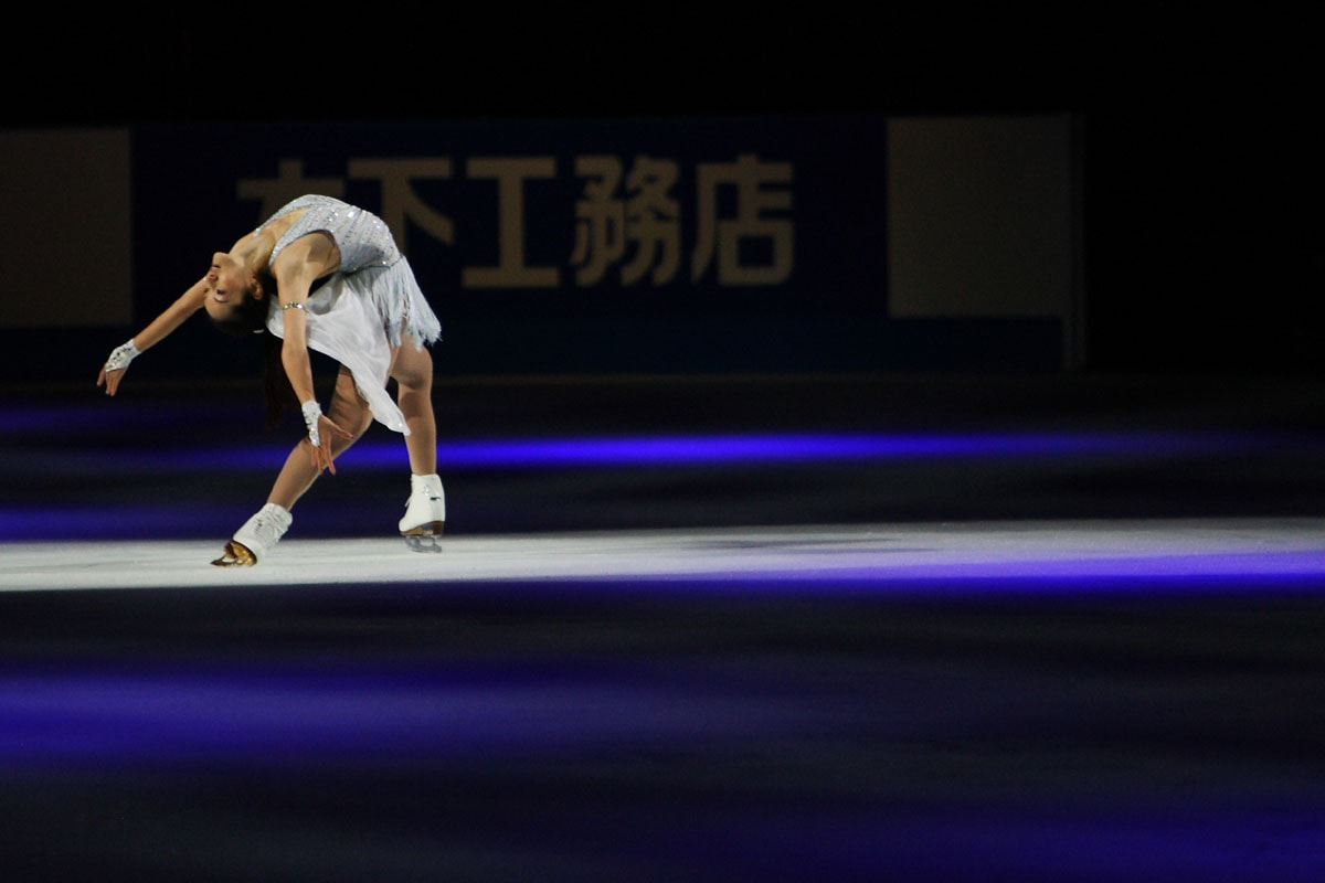 Japanese Figure skating tournament