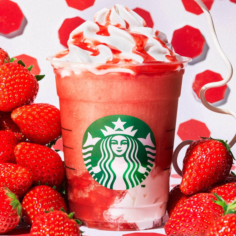 GorottoStrawberry Frappuccino