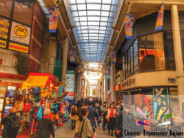 5 Best Shopping Streets in Tokyo