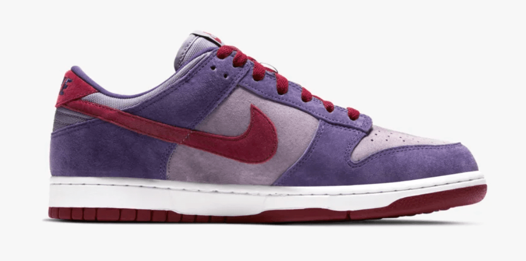 Nike Dunk Low 'Plum'