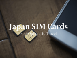 Japan SIM Cards: Best Options to Travel