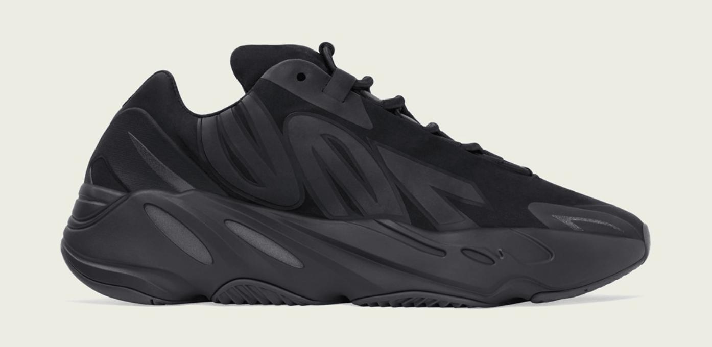 adidas + KANYE WEST YEEZY BOOST 700 MNVN BLACK