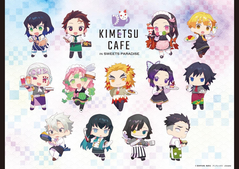 Kimetsu Cafe
