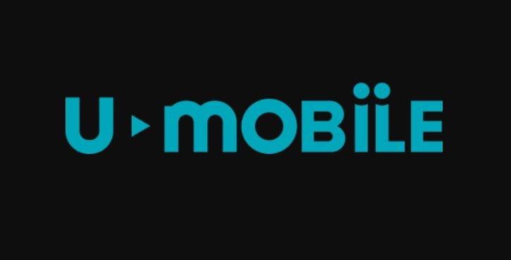 u-mobile logo