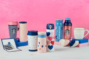 Starbucks Japan Valentine's Day Tumblers and Mugs