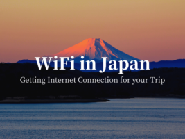 Japan WiFi: Getting Internet Connection for your Trip
