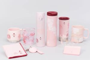 Sakura Merchandise and Beverage by STARBUCKS RESERVE ROASTERYTOKYO