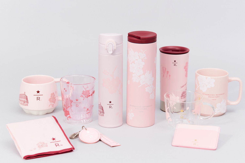 2020 Sakura Merchandise and Beverage by STARBUCKS RESERVE ROASTERYTOKYO