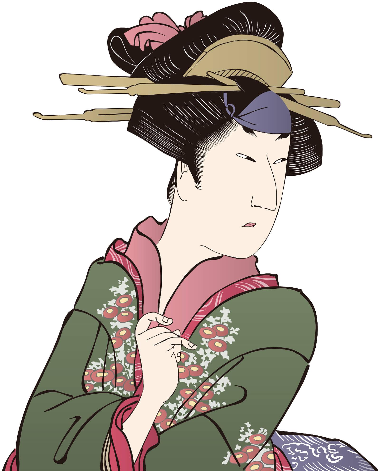 Kabuki Onnagata
