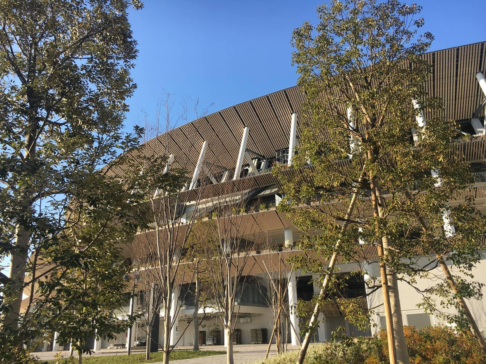 Olympic Stadium Tokyo2