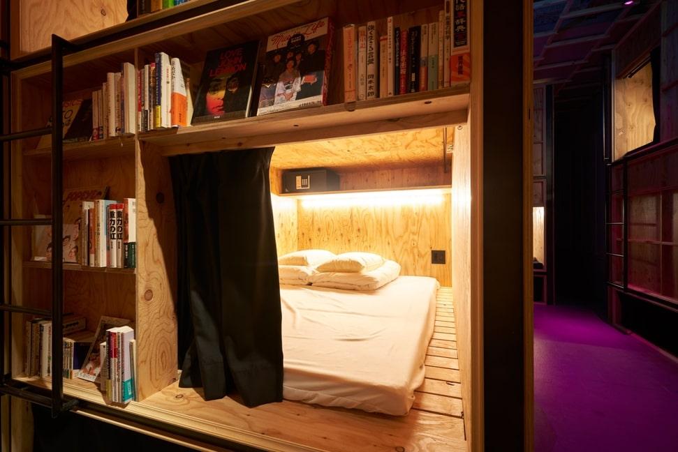 Book And Bed Tokyo Shinjuku
