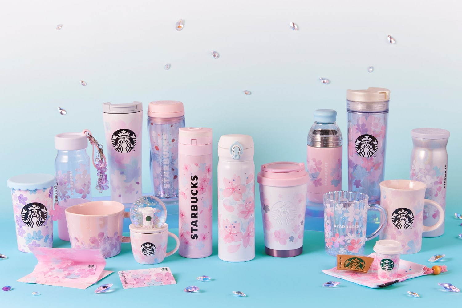 Starbucks Japan Sakura Tumblers and Mugs 2020