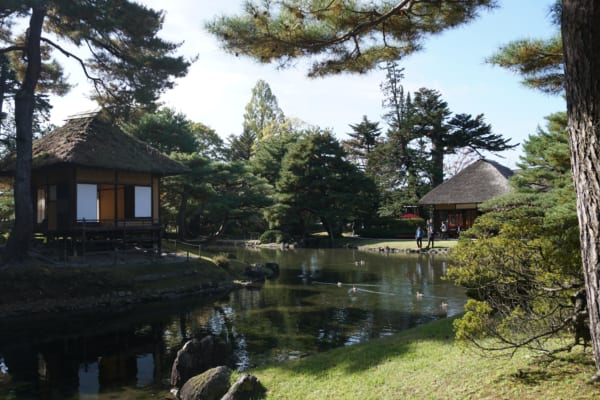 Oyakuen Garden
