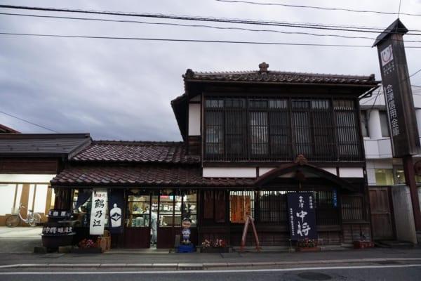 Tsurunoe Shuzo Sake