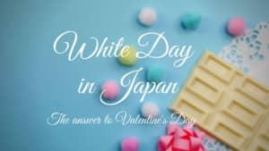 White Day in Japan