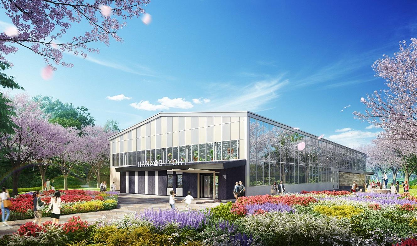 HANA BIYORI: Entertainment Botanical Garden in Yomiuri LandTokyo