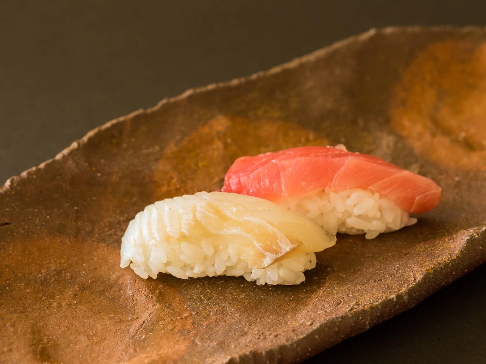 Matsumoto sushi dish