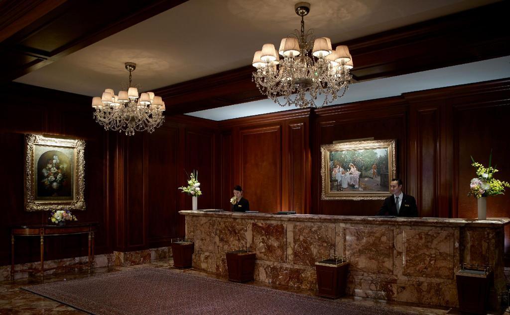 Ritz Carlton Osaka Lobby