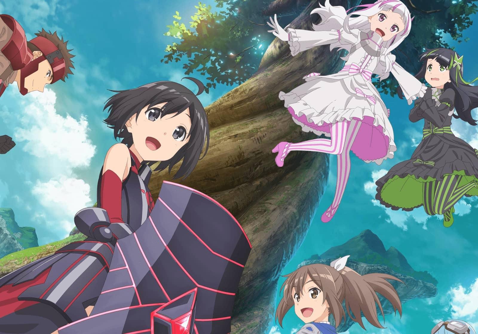 Best New Anime 9 (Spring, Summer, Autumn) - Japan Web Magazine