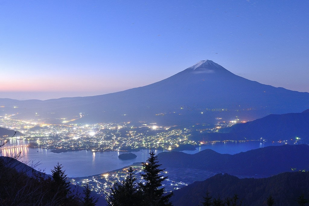 Mt Fuji & Kawaguchiko
