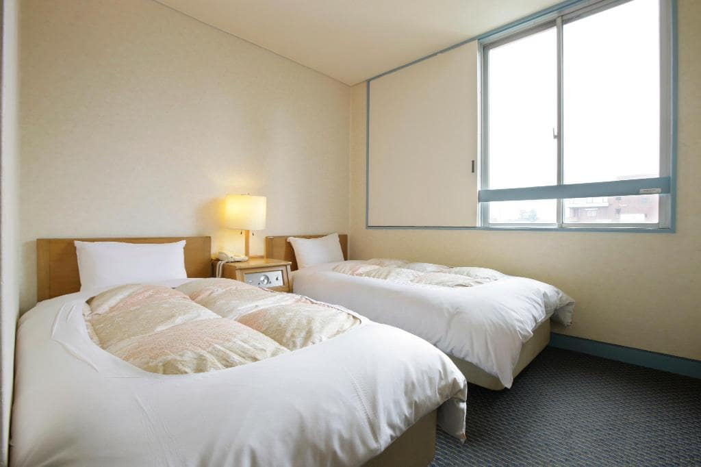 Fuji Royal Hotel Kawaguchiko room view