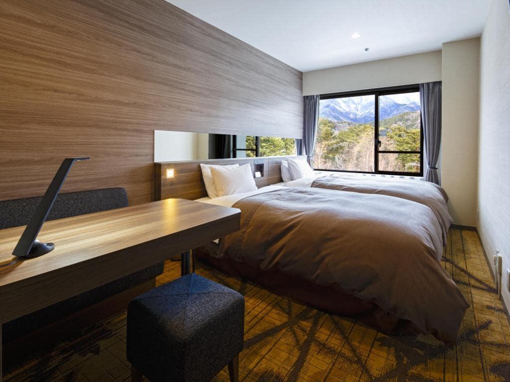 Fuji View Hotel room view