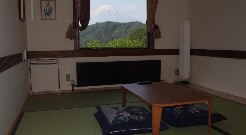 Guesthouse Sakuya room view