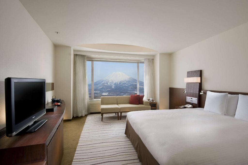Hilton Niseko Village room view