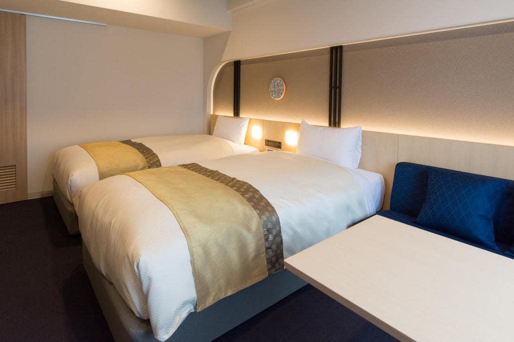 Hotel Gracery Kyoto Sanjo room view
