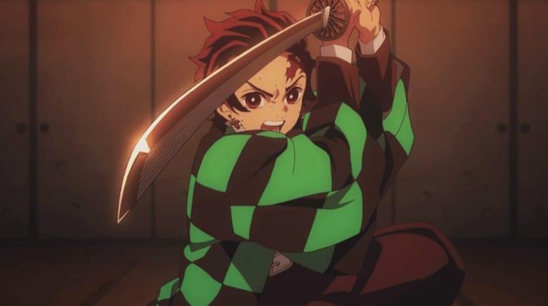 Tanjiro Kamado from Kimetsu no Yaiba:Demon Slayer