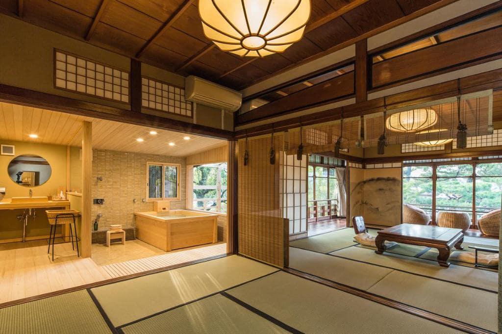 Kyoto Nanzenji Ryokan Yachiyo room view