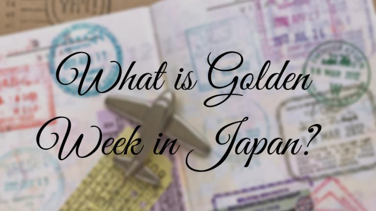 What is Golden Week in Japan