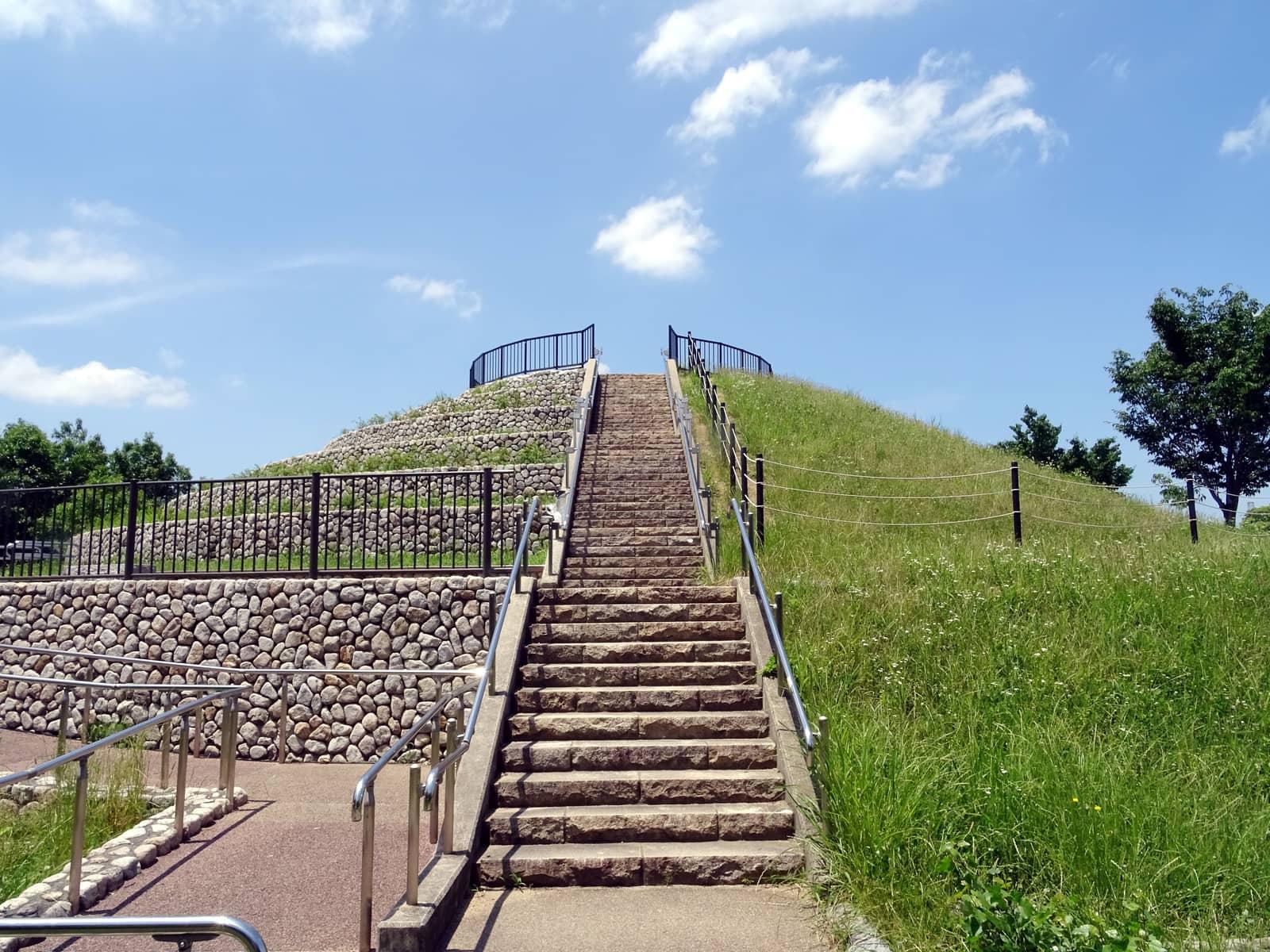 Shichikanyama Tomb