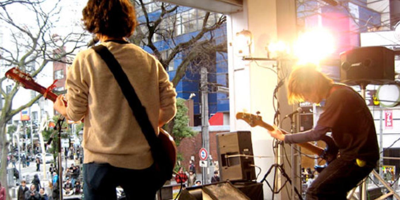 Live music at America Mura